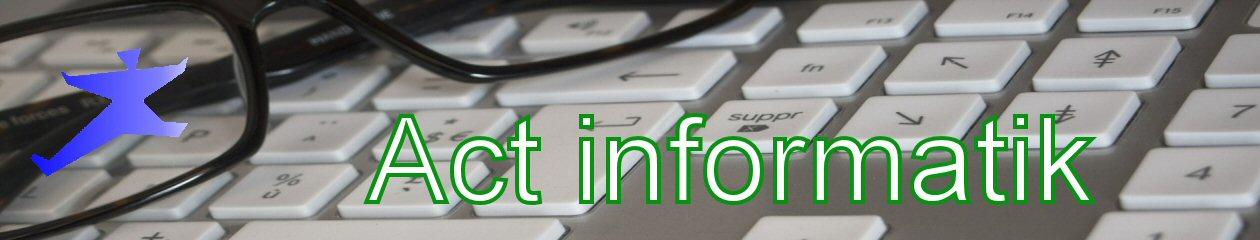 Act Informatik